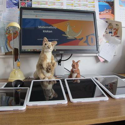 Sedem tabletov má svojich majiteľov